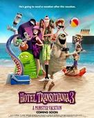 Hotel Transylvania 3 - British Movie Poster (xs thumbnail)