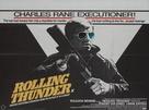 Rolling Thunder - British Movie Poster (xs thumbnail)