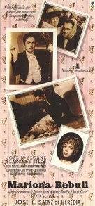 Mariona Rebull - Spanish Movie Poster (xs thumbnail)