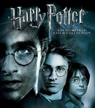 Harry Potter and the Goblet of Fire - Blu-Ray movie cover (xs thumbnail)