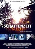 Schattenzeit - German Movie Poster (xs thumbnail)