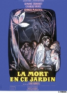 La mort en ce jardin - French Movie Poster (xs thumbnail)