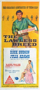 The Lawless Breed - Australian Movie Poster (xs thumbnail)