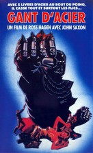 The Glove - French VHS movie cover (xs thumbnail)