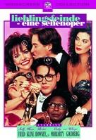 Soapdish - German DVD movie cover (xs thumbnail)