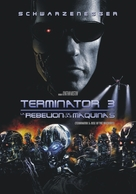 Terminator 3: Rise of the Machines - Argentinian Movie Poster (xs thumbnail)