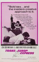 Trans-Europ-Express - Movie Poster (xs thumbnail)