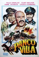 Pancho Villa - Turkish Movie Poster (xs thumbnail)