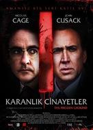 The Frozen Ground - Turkish Movie Poster (xs thumbnail)