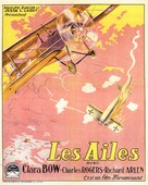 Wings - Belgian Movie Poster (xs thumbnail)
