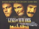 Gangs Of New York - British Movie Poster (xs thumbnail)