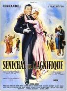 Sènèchal le magnifique - French Movie Poster (xs thumbnail)