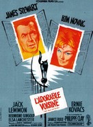 Bell Book and Candle - French Movie Poster (xs thumbnail)