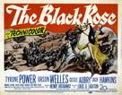 The Black Rose - Movie Poster (xs thumbnail)