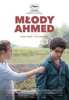 Le jeune Ahmed - Polish Movie Poster (xs thumbnail)