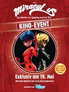 """Miraculous: Tales of Ladybug & Cat Noir"" - German Movie Poster (xs thumbnail)"