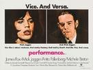 Performance - British Movie Poster (xs thumbnail)