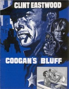 Coogan's Bluff - Danish Movie Poster (xs thumbnail)