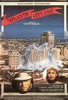 Atlantic City - German Movie Poster (xs thumbnail)
