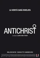 Antichrist - Italian Movie Poster (xs thumbnail)