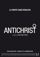 Antichrist - Italian Movie Poster (xs thumbnail)