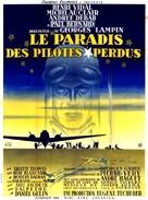 Le paradis des pilotes perdus - French Movie Poster (xs thumbnail)