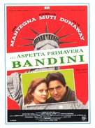 Wait Until Spring, Bandini - Spanish Movie Poster (xs thumbnail)