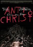 Antichrist - Swiss Movie Poster (xs thumbnail)