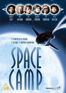 SpaceCamp - British Movie Cover (xs thumbnail)