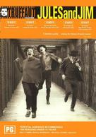 Jules Et Jim - British DVD cover (xs thumbnail)
