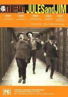 Jules Et Jim - British DVD movie cover (xs thumbnail)