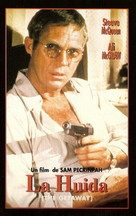 The Getaway - Spanish VHS movie cover (xs thumbnail)