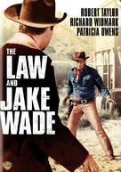 The Law and Jake Wade - DVD cover (xs thumbnail)