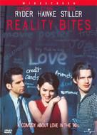 Reality Bites - DVD movie cover (xs thumbnail)