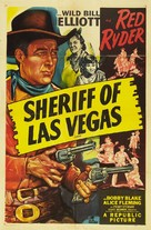 Sheriff of Las Vegas - Re-release poster (xs thumbnail)