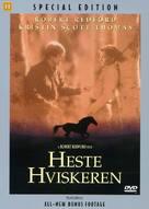 The Horse Whisperer - Danish DVD cover (xs thumbnail)