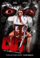 Cut - DVD cover (xs thumbnail)