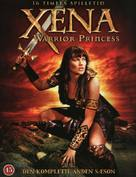 """Xena: Warrior Princess"" - Danish Movie Cover (xs thumbnail)"