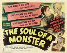 The Soul of a Monster - Movie Poster (xs thumbnail)