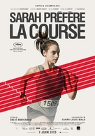 Sarah préfère la course - Canadian Movie Poster (xs thumbnail)