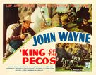 King of the Pecos - Movie Poster (xs thumbnail)