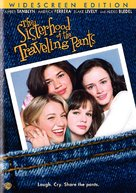 The Sisterhood of the Traveling Pants - Movie Cover (xs thumbnail)