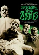 The Plague of the Zombies - British Movie Poster (xs thumbnail)