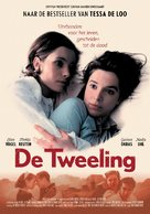 Tweeling, De - Dutch Movie Poster (xs thumbnail)
