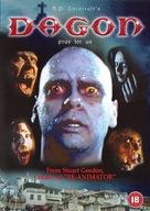 Dagon - British Movie Cover (xs thumbnail)