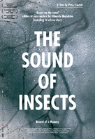 The Sound of Insects: Record of a Mummy - Swiss Movie Poster (xs thumbnail)