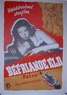 Paisà - Swedish Movie Poster (xs thumbnail)