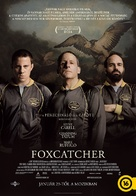 Foxcatcher - Hungarian Movie Poster (xs thumbnail)