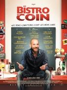 Au bistro du coin - French Movie Poster (xs thumbnail)