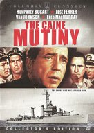 The Caine Mutiny - DVD cover (xs thumbnail)